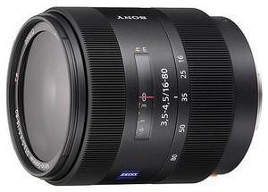 фото Объектив для фотоаппарата Sony SAL-1680Z DT 16-80mm F/3.5-4.5 ZA Carl Zeiss