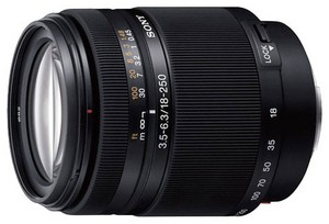 фото Объектив для фотоаппарата Sony SAL-18250 DT 18-250mm F/3.5-6.3