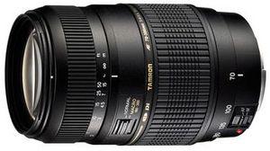 фото Объектив для фотоаппарата Tamron AF 70-300mm F/4-5.6 Di LD MACRO 1:2 для Sony