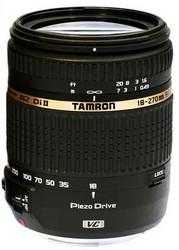 фото Объектив для фотоаппарата Tamron AF 18-270mm F/3.5-6.3 Di II VC PZD для Canon EF-S