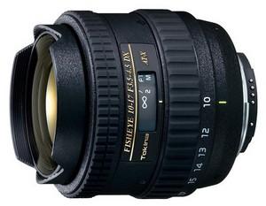 фото Объектив для фотоаппарата Tokina AT-X 107 AF DX Canon EF-S