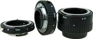 фото Набор макроколец Phottix AF для Nikon