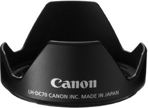 фото Бленда для Canon PowerShot G1 X LH-DC70 ORIGINAL