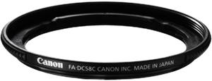 фото Переходное кольцо Canon FA-DC58B для PowerShot G10