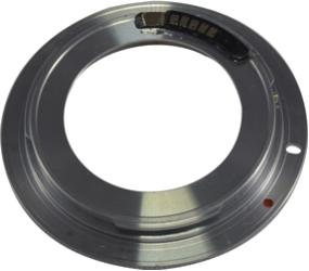 фото Переходное кольцо Fujimi M42 - Canon EOS с чипом