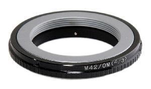 фото Переходное кольцо Flama FL-43-M42 для M42 под Olympus 4/3