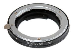 фото Переходное кольцо Flama FL-43-N для Nikon AI под Olympus 4/3