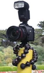 Фото Joby J-GP8 Gorillapod Focus Camera Tripod