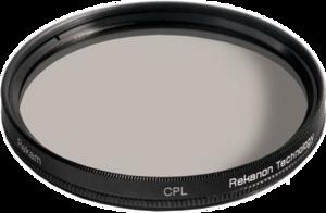 фото Поляризационный фильтр Rekam CPL 77mm