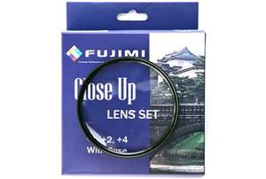 фото Макролинза Fujimi Close UP Kit (+1+2+4) 67mm