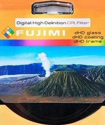 фото Поляризационный фильтр Fujimi CPL 58mm