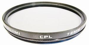 фото Поляризационный фильтр Fujimi CPL 72mm