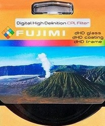 фото Поляризационный фильтр Fujimi CPL 77mm