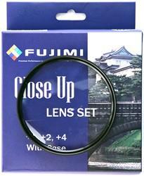 фото Макролинза Fujimi Close UP Kit (+1+2+4) 49mm