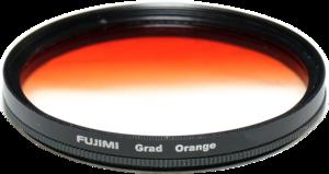 фото Градиентный фильтр Fujimi GC-ORANGE 58mm