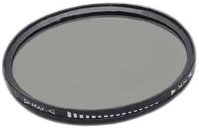фото Нейтрально-серый фильтр Fujimi Variable Density ND2-ND400 58mm