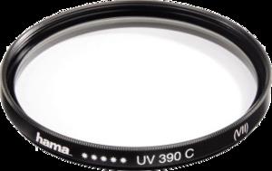 фото Ультрафиолетовый фильтр HAMA O-Haze 390 37mm