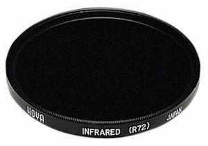 фото Инфракрасный фильтр HOYA Infrared R72 52mm