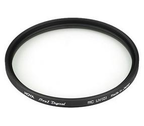 фото Ультрафиолетовый фильтр HOYA UV(0) PRO1D 58mm