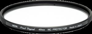 фото Защитный фильтр HOYA Protector PRO1D 49mm