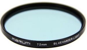 фото Цветной фильтр Marumi BlueHancer Light 72mm