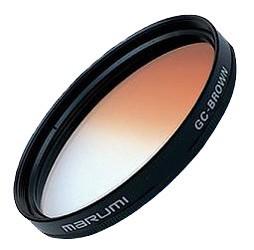 фото Градиентный фильтр Marumi GC-Brown 62mm