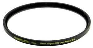 фото Защитный фильтр Marumi Digital PRO LENS PROTECT Brass 72mm