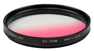 фото Градиентный фильтр Marumi GC-Pink 72mm