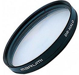 фото Лучевой фильтр Marumi DR-Halo 72mm