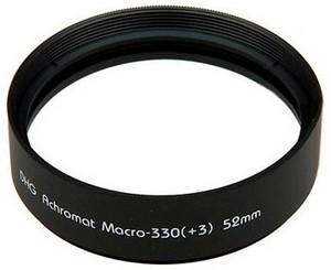 фото Макролинза Marumi DHG Macro Achromat 330(+3) 52mm