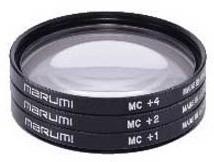 фото Набор макролинз Marumi MC-C Set (+1,2,4) 52mm