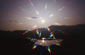 фото Радужный фильтр Marumi Qlick Mount DR-8x 27mm