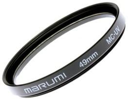 фото Ультрафиолетовый фильтр Marumi MC-UV (Haze) 49mm