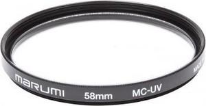 фото Ультрафиолетовый фильтр Marumi MC-UV (Haze) 58mm