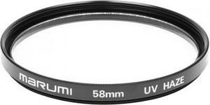 фото Ультрафиолетовый фильтр Marumi UV (Haze) 58mm
