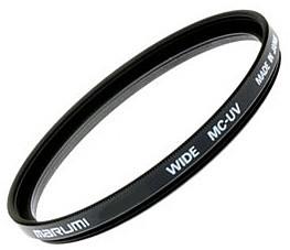 фото Ультрафиолетовый фильтр Marumi Wide MC-UV 55mm