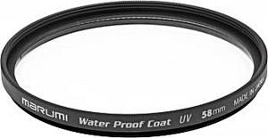 фото Ультрафиолетовый влагозащищенный фильтр Marumi WPC-UV 58mm