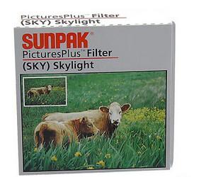 фото Защитный фильтр SUNPAK Skylight 72mm