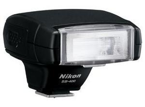 фото Вспышка Nikon SPEEDLIGHT SB-400