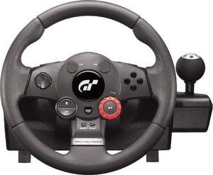 фото Logitech Driving Force GT