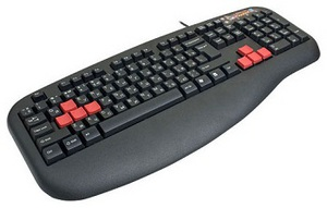 фото Клавиатура A4Tech X7-G600 PS/2