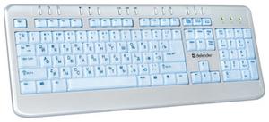 фото Клавиатура Defender Galaxy 4710