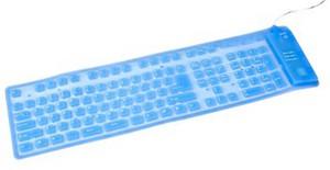 фото Клавиатура Gembird KB-109FEL1 USB+PS/2