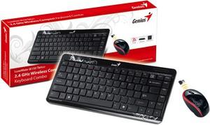 фото Клавиатура Комплект Genius LuxeMate i8150T (клавиатура+мышь) USB
