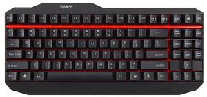 фото Клавиатура Zalman ZM-K500 USB