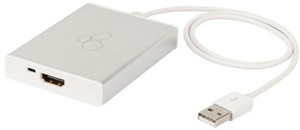 фото Адаптер USB на HDMI Kanex mLinq
