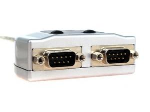 Кабель-адаптер USB на последовательный COM (RS-422/485) порт KS-is KS-112 представляет собой удобное и простое в...