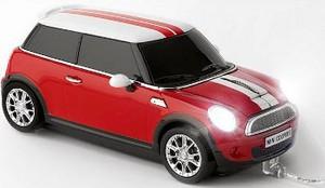 фото Мышь Click Car Mouse Mini Cooper S проводная