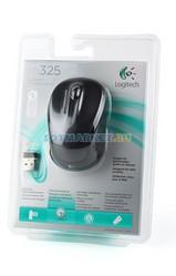 Фото оптической компьютерной мышки Logitech M325 USB