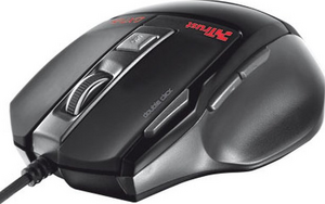 фото Мышь Trust GXT 25 Gaming Mouse USB